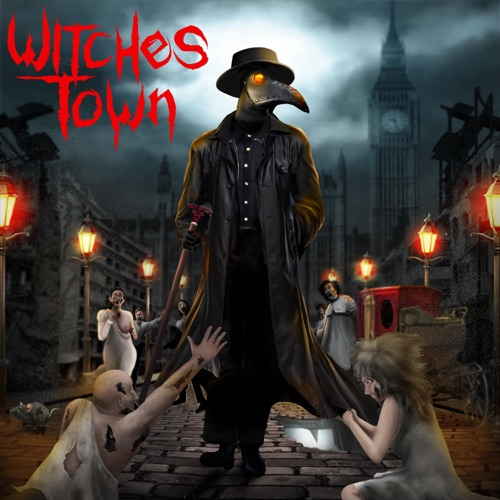 Witches Town - Black Pestilence (2021)