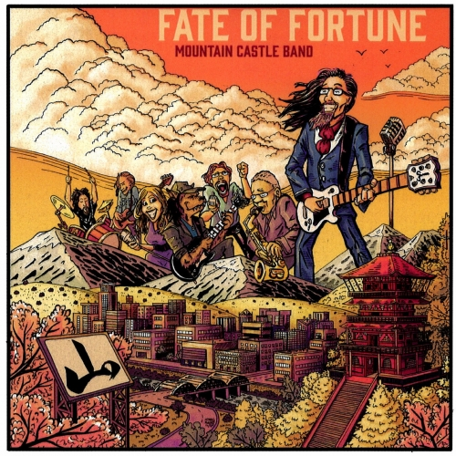 Mountain Castle Band - Fate of Fortune (2021)