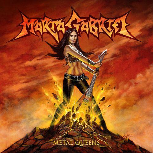 MARTA GABRIEL (CRYSTAL VIPER) - Metal Queens (2021)
