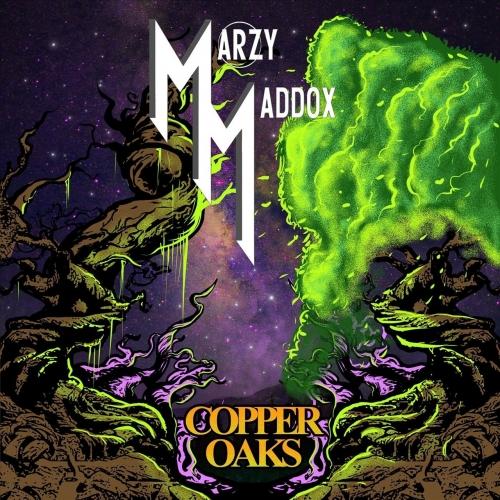 Marzy Maddox - Copper Oaks (EP) (2021)