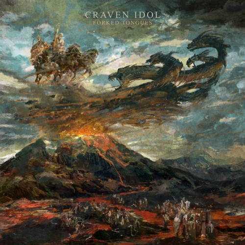 Craven Idol - Forked Tongues (2021)