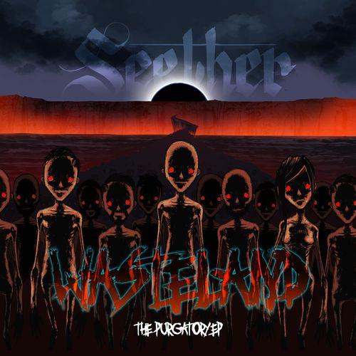 Seether - Wasteland - The Purgatory EP (2021)