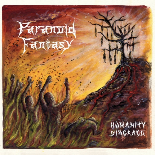 Paranoid Fantasy - Humanity Disgrace (2020)