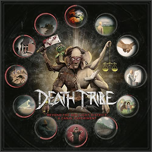 Death Tribe - Beyond the Red Light District: A Canal Experiment (2021)