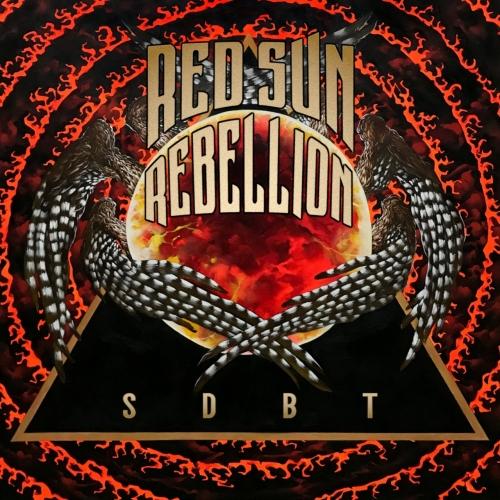 Shaw Davis & The Black Ties - Red Sun Rebellion (2021)