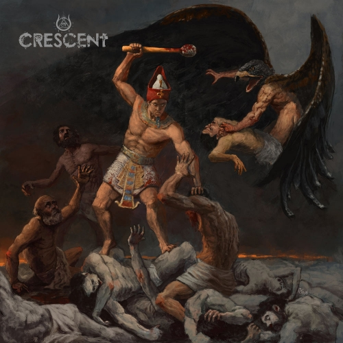 Crescent - Carving the Fires of Akhet (2021)