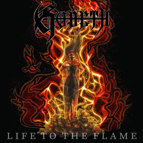 Godeth - Life To The Flame [EP] (2021)