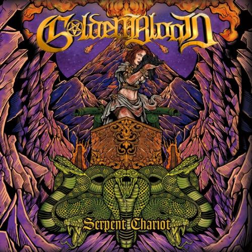 Golden Blood - Serpent Chariot (2021)