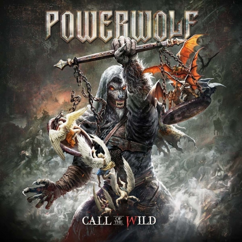 Powerwolf - Call of the Wild (3CD) (2021)