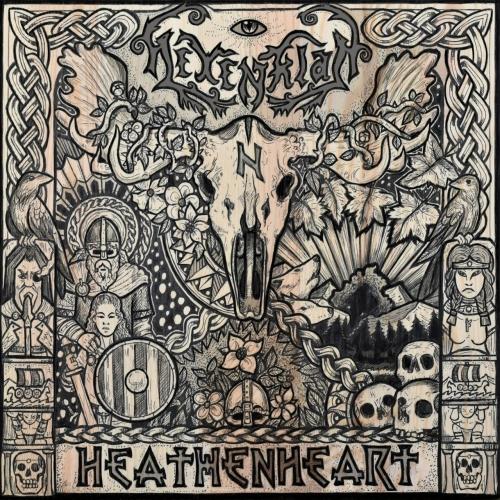 Hexenklad - Heathenheart (2021)
