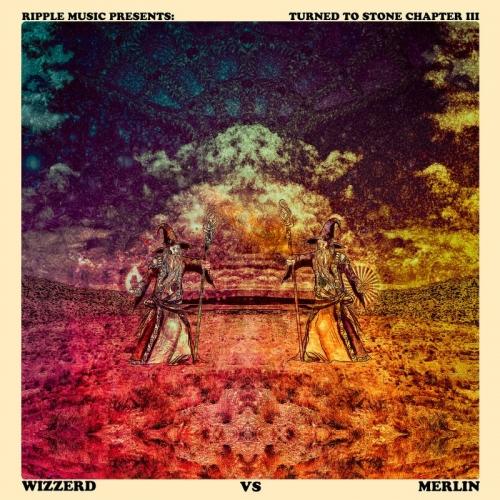 Wizzerd - Turned to Stone Chapter III: Wizzerd vs. Merlin (2021)