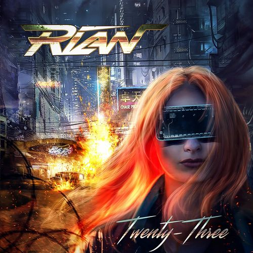 Rian - Twenty-Three (2021)