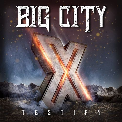 Big City - Testify X (2021)