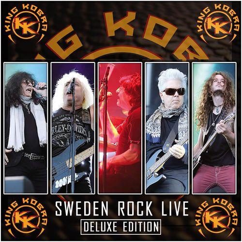 King Kobra - Sweden Rock Live (Deluxe Edition) (2021)