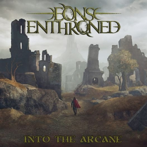 Eons Enthroned - Into the Arcane (2021)