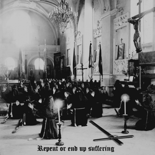 Ethbaal - Repent or End Up Suffering (2021)