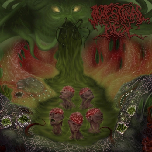 Intestinal Hex - The Exalted Chambers of Abhorrence (2021)
