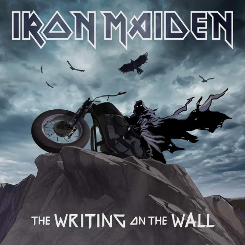 Iron Maiden - The Writing on the Wall (Single) (2021)