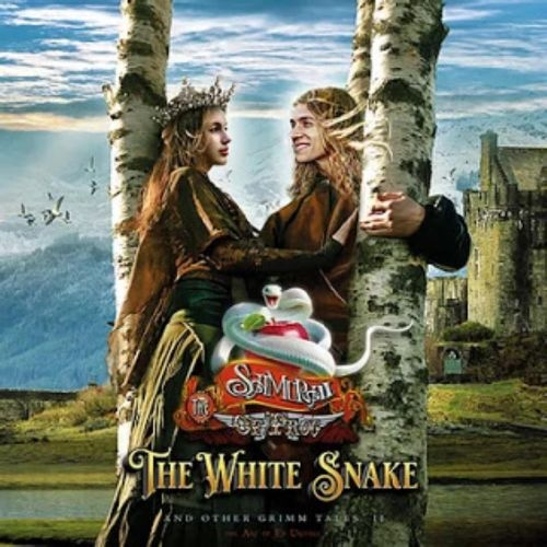 The Samurai Of Prog - The White Snake And Other Grimm Tales II (2021)
