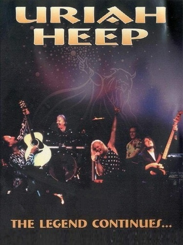 Uriah Heep – The Legend Continues (2000)