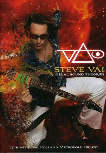 Steve Vai - Visual Sound Theories: Live with the Holland Metropole Orkest (2007)