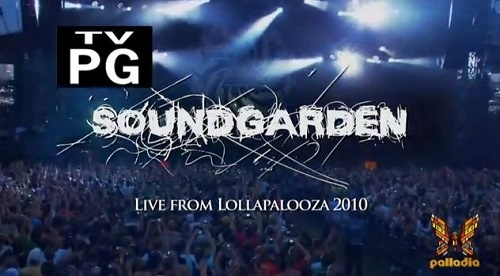 Soundgarden - Live from Lollapalooza (2010)