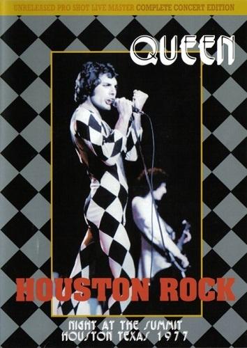 Queen - Live In Houston (1977)