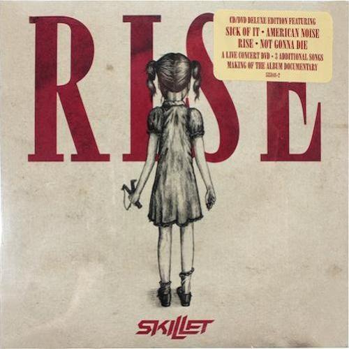 Skillet - Rise (Bonus DVD) (2013)