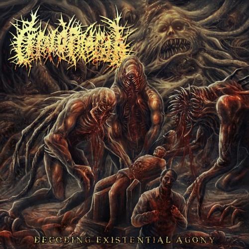 Cefalophagia - Decoding Existential Agony (2021)