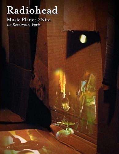 Radiohead - ARTE's Music Planet2 France (2003)