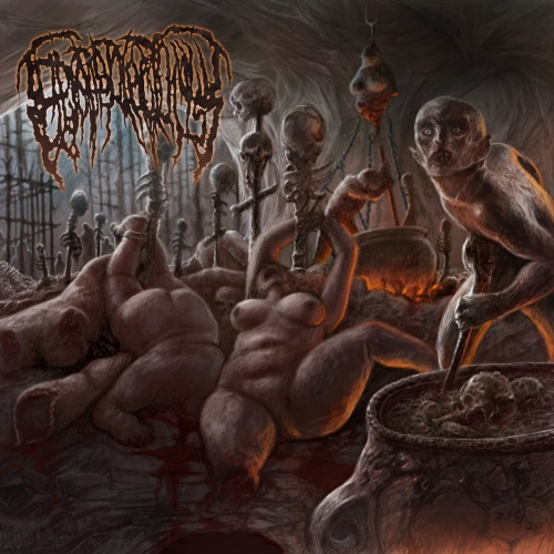 Epicardiectomy - Abhorrent Stench Of Posthumous Gastrorectal Desecration (Remastered 2021)