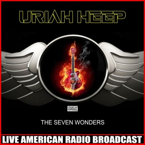 Uriah Heep – New Live and Remaster Collection (2021, 7 CD Box-Set)