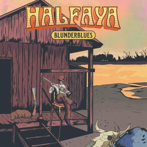 Halfaya - Blunderblues (2021)