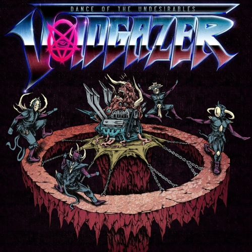 Voidgazer - Dance of the Undesirables EP) (2021)