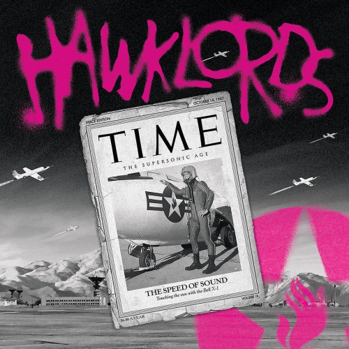 Hawklords - TIME (2021)