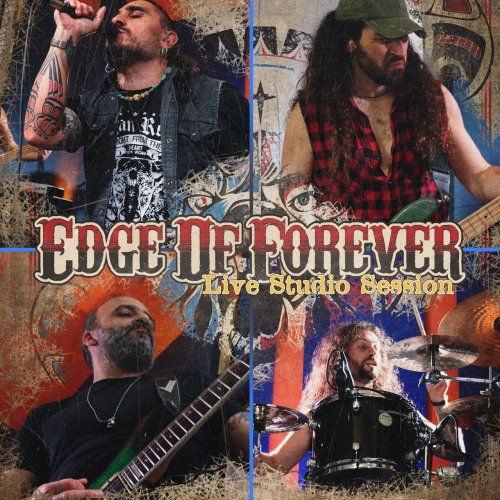 Edge Of Forever - Live Studio Session (2021)