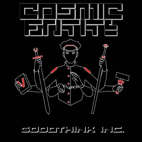 Cosmic Entity - Goodthink Inc. (2021)