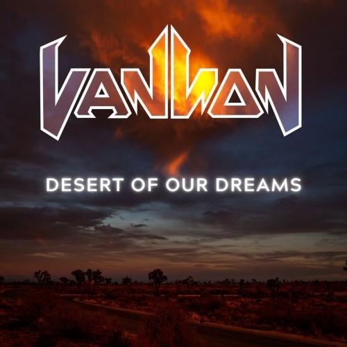 Vannon - Desert of Our Dreams (2021)