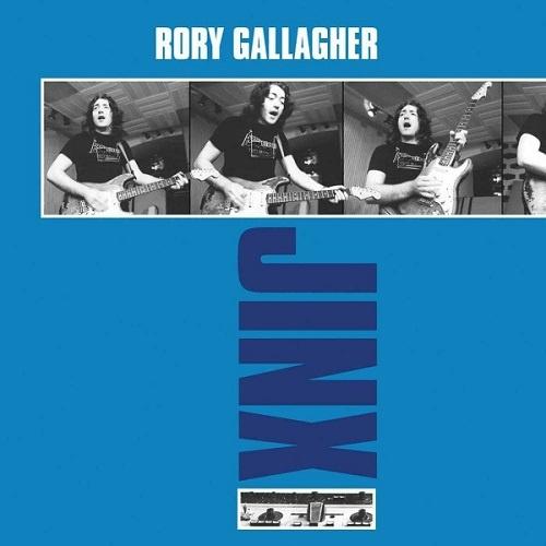 Rory Gallagher - Jinx [Reissue 2018] (1982)
