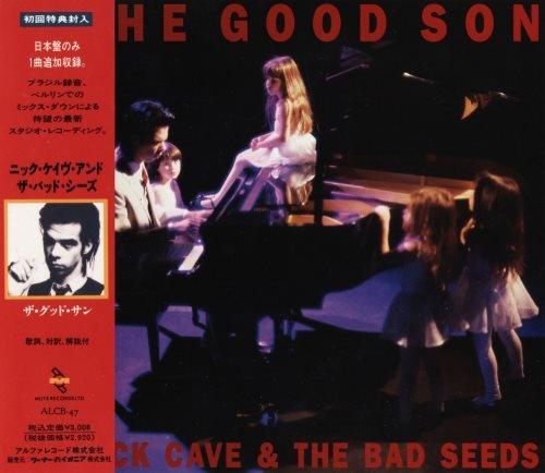 Nick Cave & The Bad Seeds - Тhe Gооd Sоn [Jараnesе Еdition] (1990)