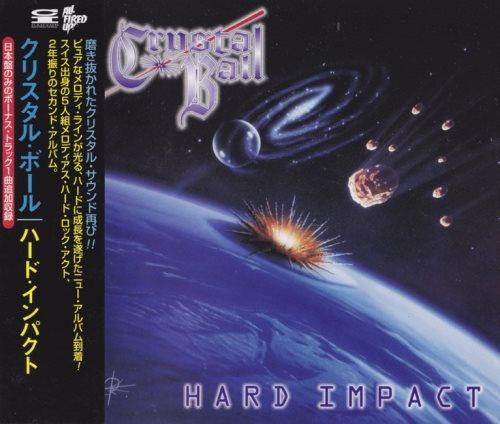 Crystal Ball - Наrd Imрасt [Jараnеsе Еditiоn] (2000)