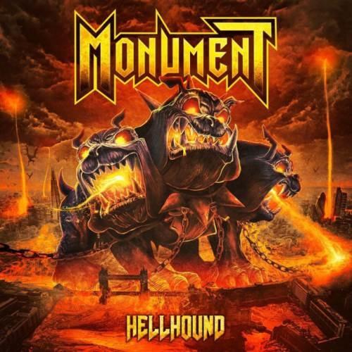 Monument - Неllhоund [Limitеd Еditiоn] (2018)