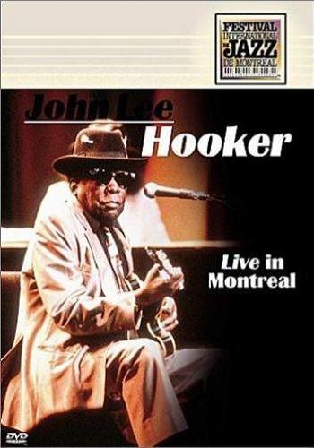 John Lee Hooker - Live In Montreal 1980 (2003)