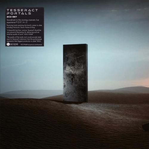 TesseracT - PORTALS [2CD] (2021) + 4k