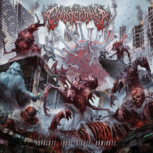 Covidectomy - Populate. Indoctrinate. Dominate (2021)