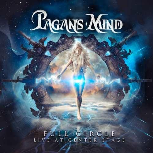 Pagan's Mind - Full Сirсlе: Livе Аt Сеntеr Stаgе [2СD] (2015)