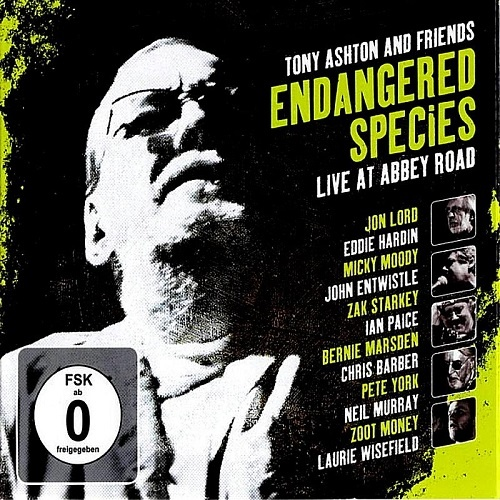 Tony Ashton & Friends - Endangered Species ... Live At Abbey Road (2009)