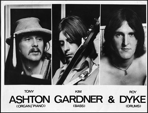 Ashton, Gardner & Dyke - Discography (1969-1972)