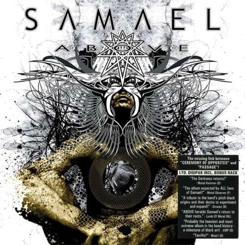Samael - Аbоvе [Limitеd Еditiоn] (2009)