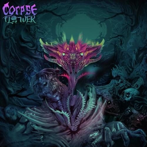 Corpse Flower - Burdened Forest (2021)